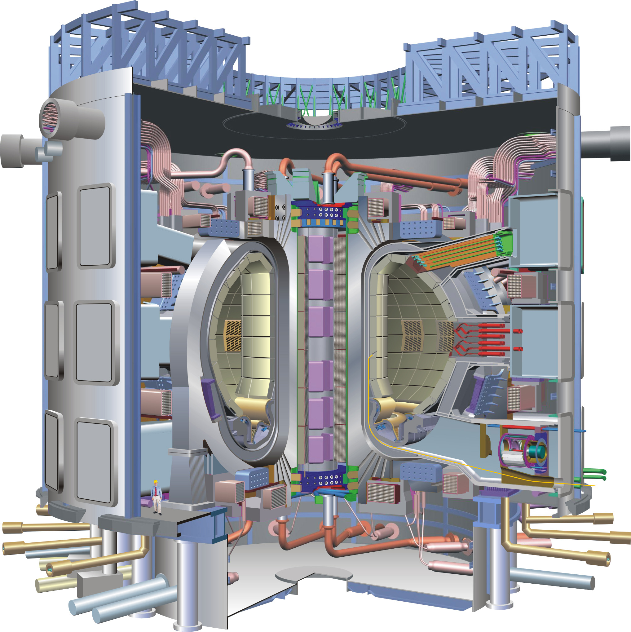 ITER Fusion Project Struggles To Put the Pieces Together thumbnail